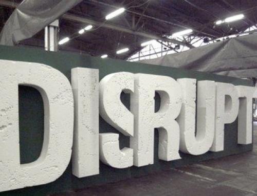 Digital Disruption está provocando mudanças profundas em todos os setores da economia